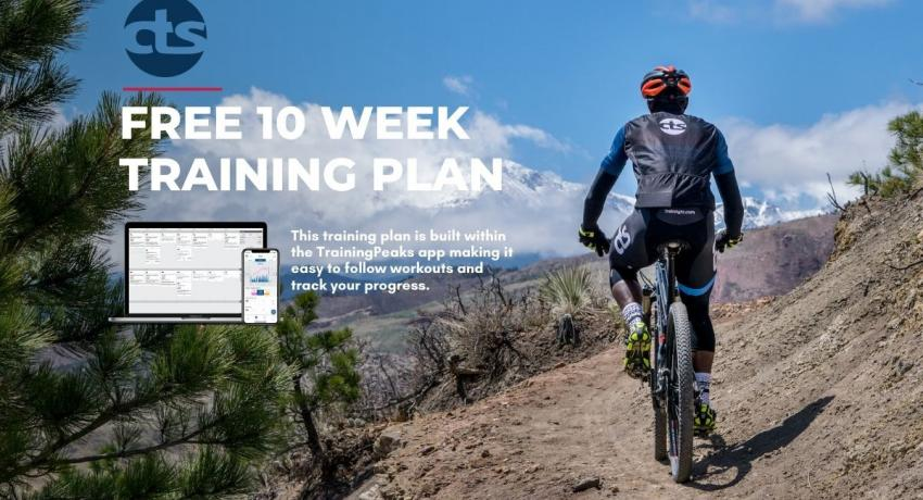 CTS Training Plan for the Pikes Peak APEX