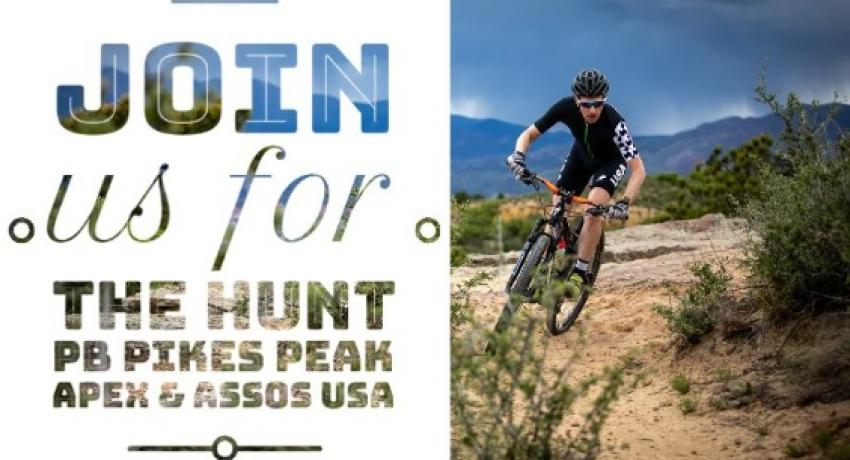 The Hunt pb Pikes Peak APEX and ASSOS USA