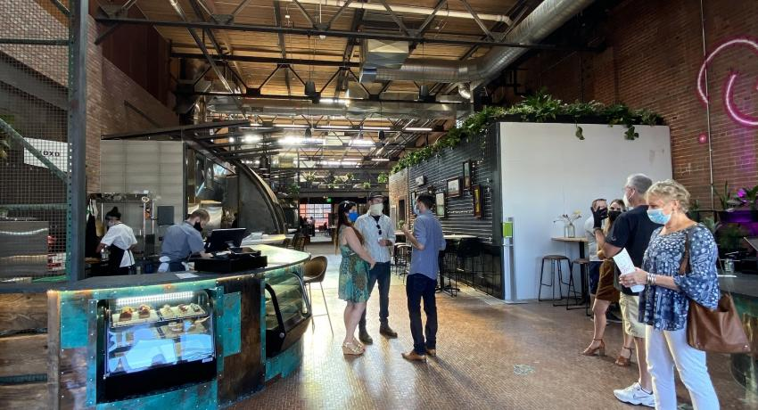The New Dining Epicenter in Downtown Colorado Springs